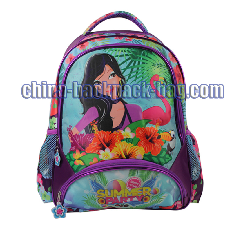 Happy Club School Backpacks, ST-15SM02BP