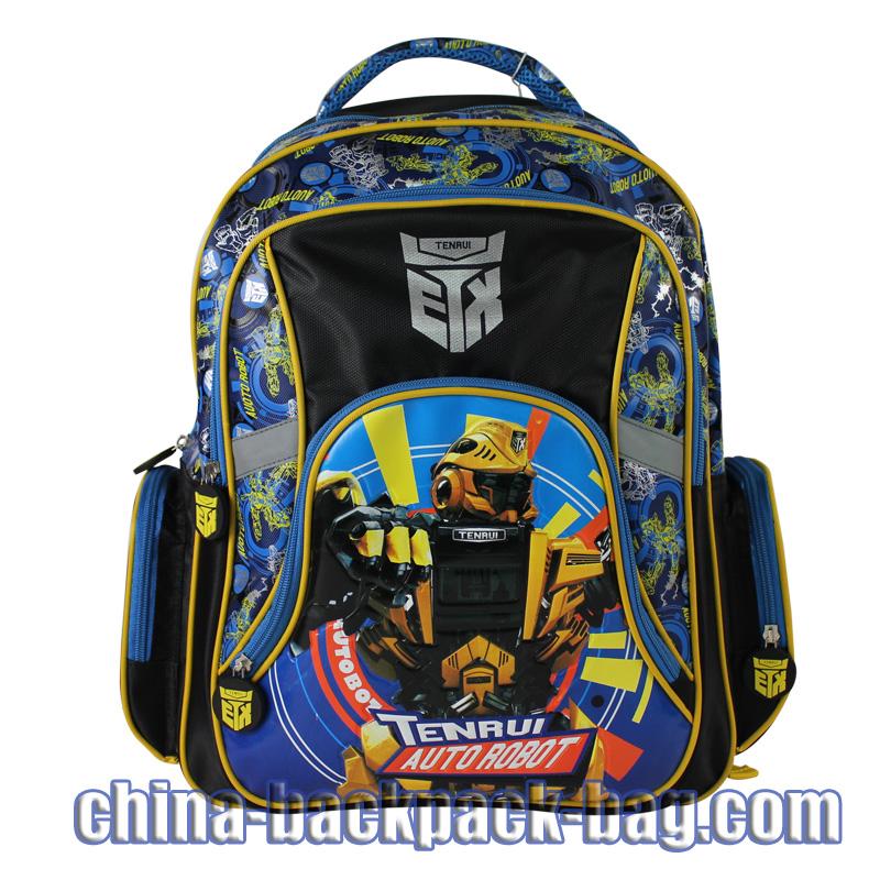 da0f836b447f Super Cool Boys Book Bags Manufacturer. Center Kids Backpack ...