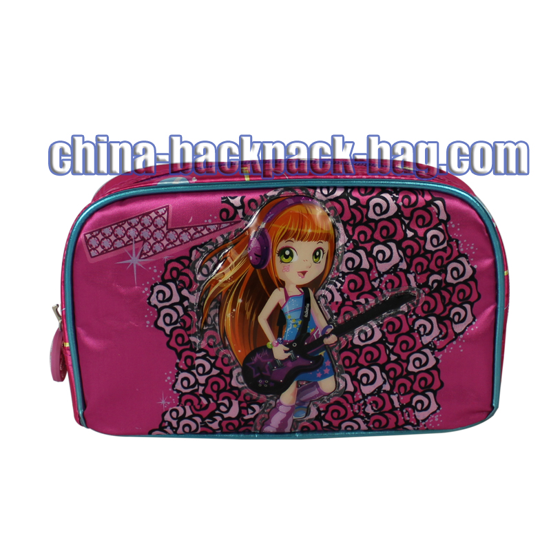 Personalized Kids Cosmetic Bags, ST-15HG10HB
