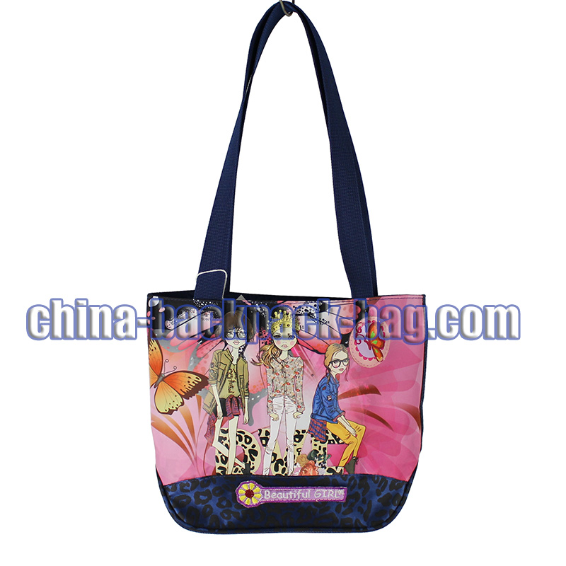 Colorful Student Handbag, ST-15BG08HB