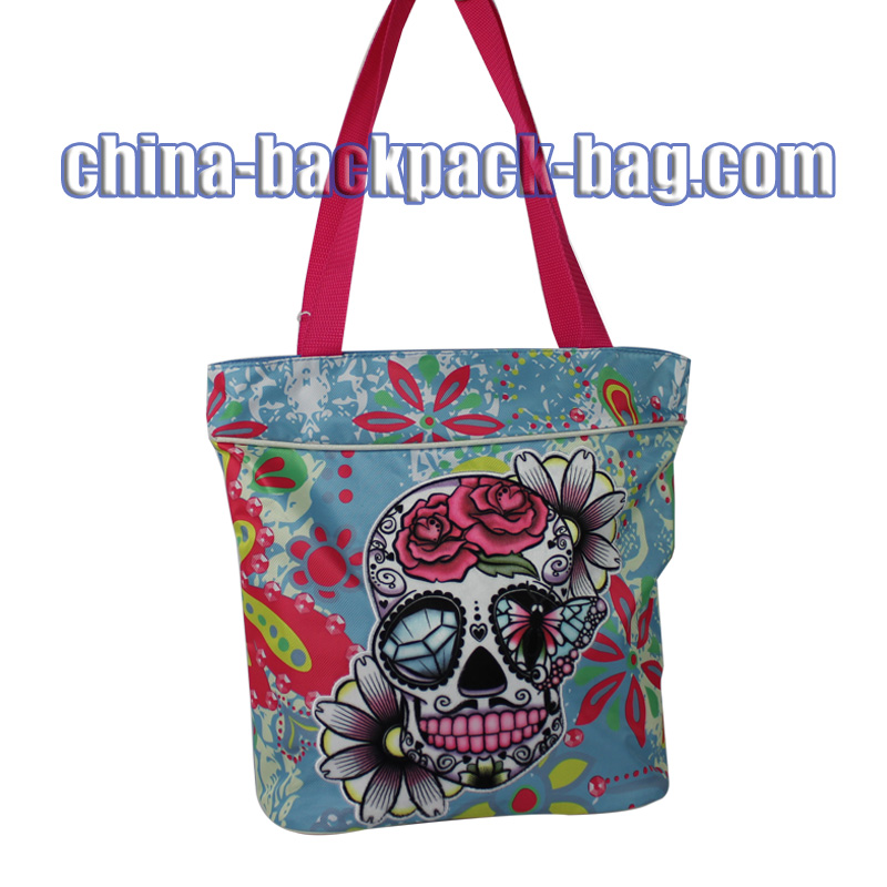 Skull Kids Handbags & Shopping Bags, ST-15JH09HB
