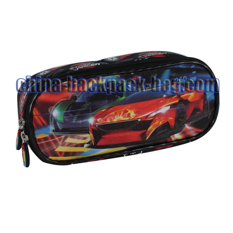 Racing Car Kids Pencil Box, ST-15SR09PC