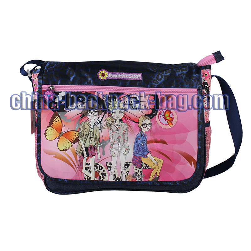 Beauty Child Shoulder Bag, ST-15BG06SB