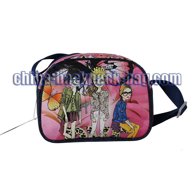 Girls Leisure Shoulder Bag, ST-15BG07SB