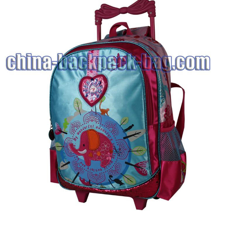 Children/'s Elephant Print Mini Backpack bag