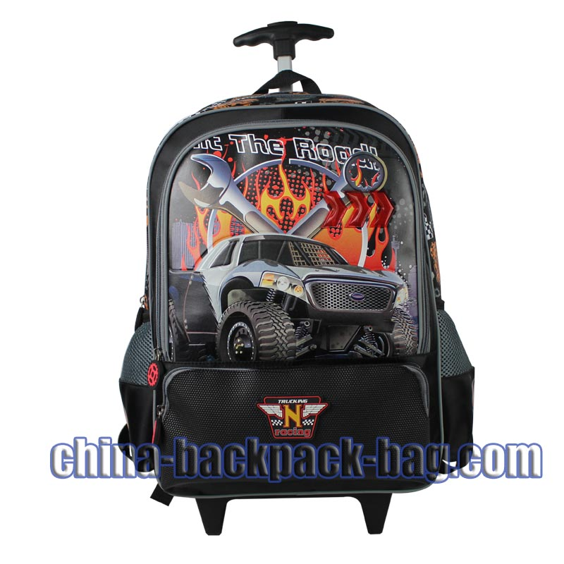 Kids Trolley Bags Manufacturer In China Kids Backpacks